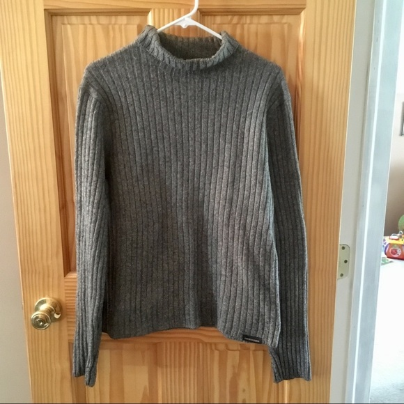 Abercrombie & Fitch Other - Men's Abercrombie & Fitch Gray Sweater
